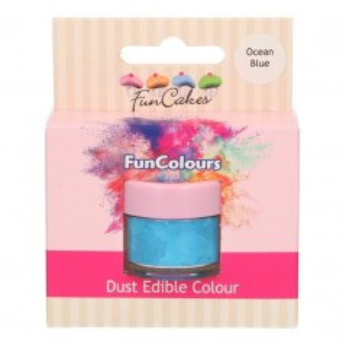 FunColours prachová barva - ocean blue - 1,5g